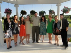 Winners of the 2010 mike brown jr memorial scholarship awards were